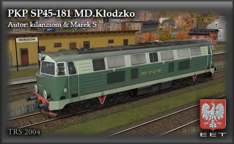 PKP SP45-181 MD Kłodzko