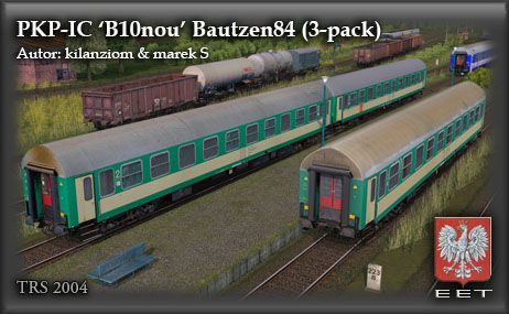 PKP-IC B10nou B84 3-pack