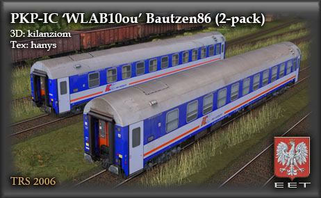 PKP-IC WLAB10ou B86 2-pack