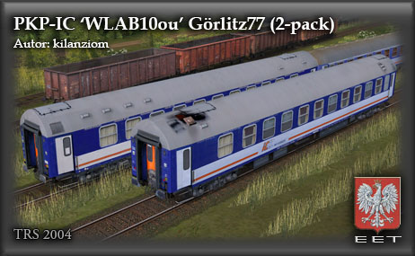 PKP-IC WLAB10ou G77 2-pack